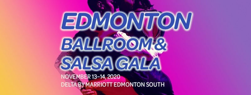 Edmonton Ballroom & Salsa Gala